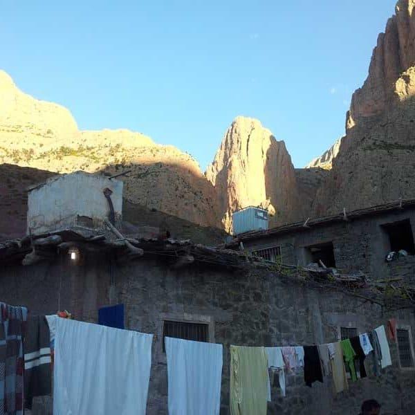 Gîte   Taghia   Maroc
