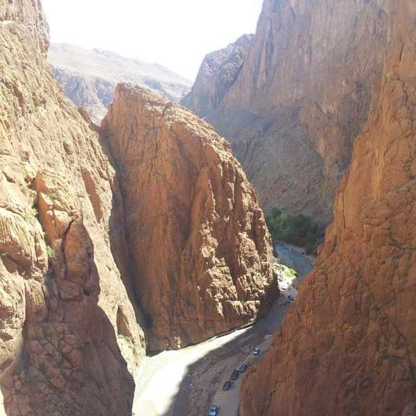 Gorges du Toddra   Maroc