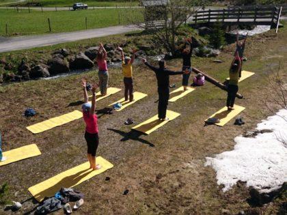 yoga-escalade à Barmes